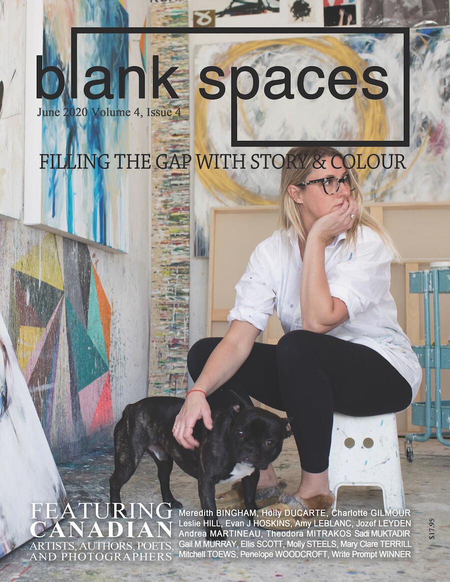 June Blank Spaces cvr